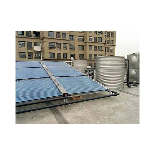 5吨太阳能空气能双联供热水器