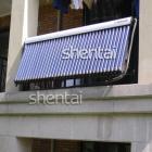 挂壁式太阳能热水器